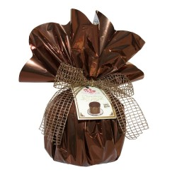 Panettone with flavour of capuccino - Flavours line - Handly wrapped - 850g