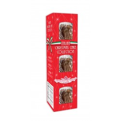 Italian Mini Cakes COLLECTION 260 G (PANETTONE, PANDORO, VENEZIANA)