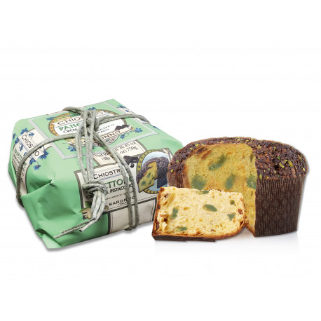 Classic panettone - Rustico Andina - Hand-wrapped - 750g