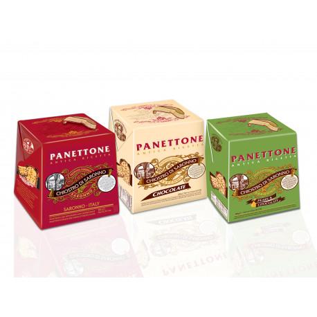 3X Italian Mini panettone