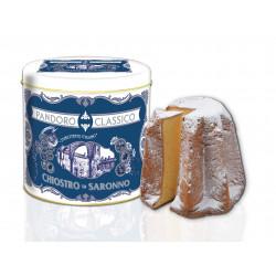 Classic pandoro - Cornice - Metal tin - 1000g