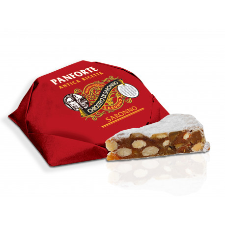 Panforte - hand-wrapped - 400g
