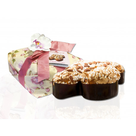 Colomba classic 1000g - Handwrapped Orchidea