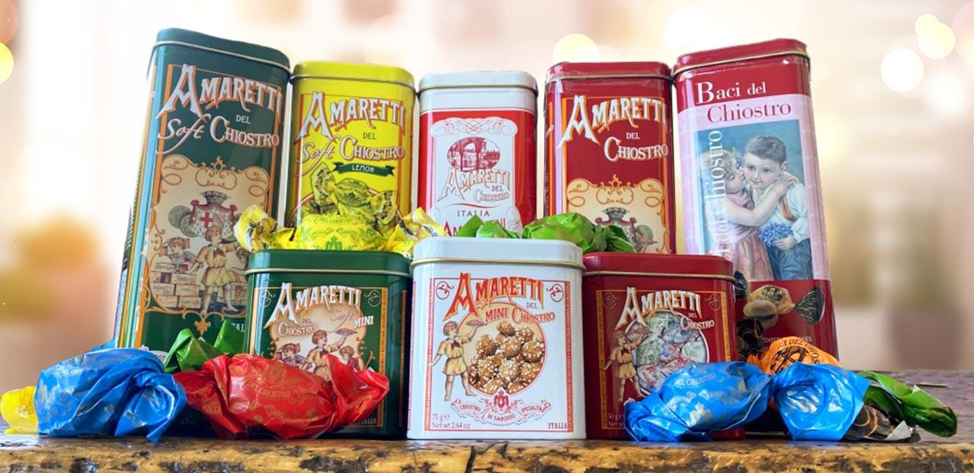 Biscotti e Pasticcini Chiostro di Saronno